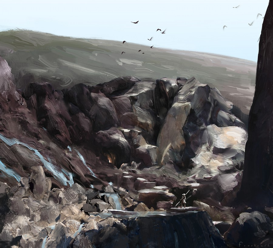 Landscape - Personal Project -